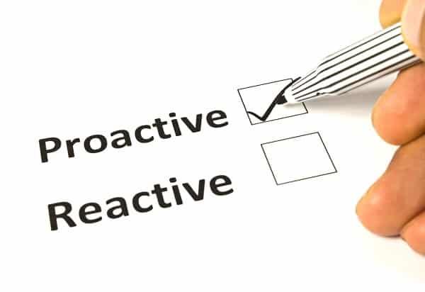 Proactive image