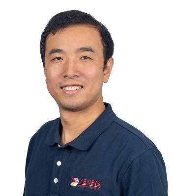 Celebrating John Zhang - Principal Engineer