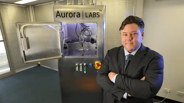 3D Printing - Aurora labs