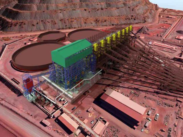 BIM In Mining- Resources sector