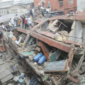 Building Collapse - Oyo State