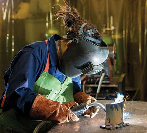 Structural welds