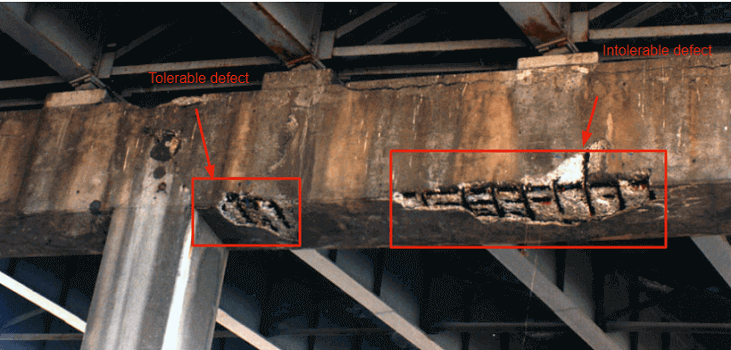 Structural Inspection - Defect