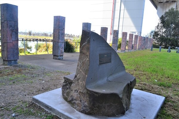 West Gate bridge Memorial