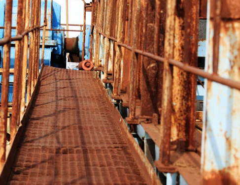 Corroded Catwalks